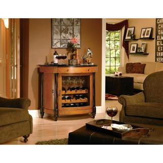 695-016 Merlot Valley Wine & Bar Console