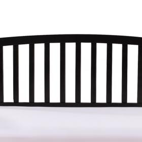 Carolina Complete Twin Size Daybed, Rubbed Black