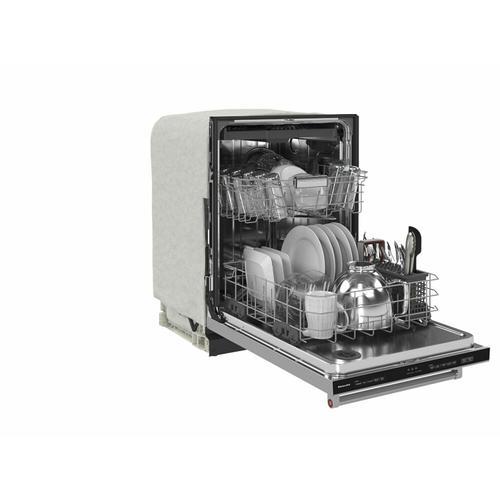 KitchenAid Canada - KitchenAid® 39 dBA Dishwasher in PrintShield™ Finish with Third Level Utensil Rack - Stainless Steel with PrintShield™ Finish