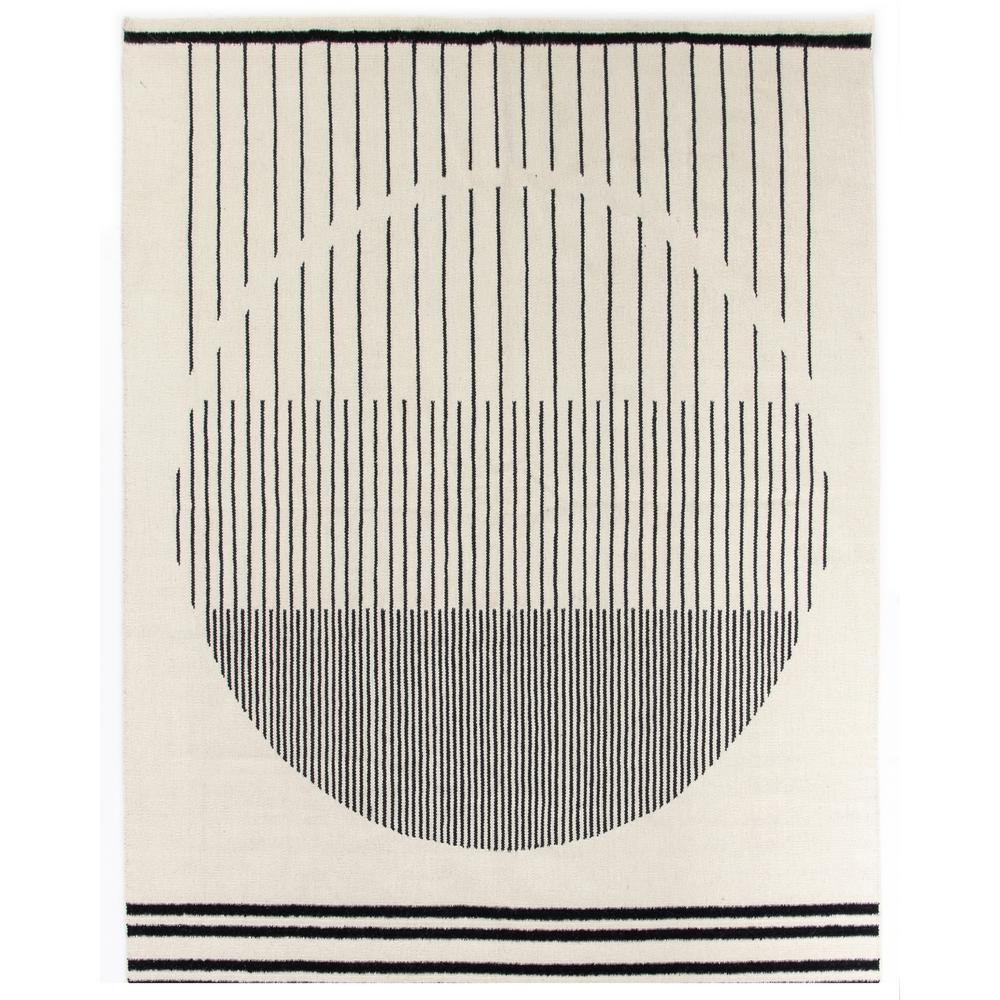 5'x8' Size Pyla Modern Graphic Rug