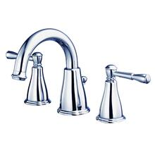 See Details - Chrome Eastham Two Handle Widespread Lavatory Faucet
