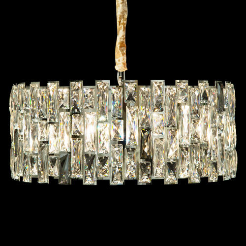 Baguette 8 Light Chandelier