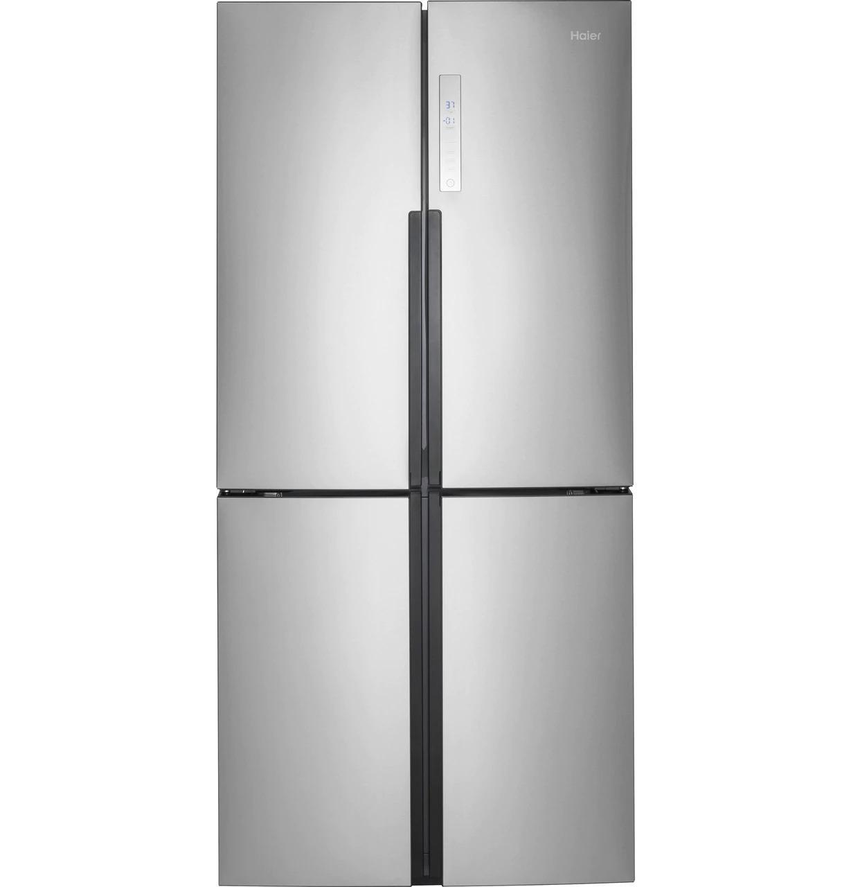 Haier16.4 Cu. Ft. Quad Door Refrigerator