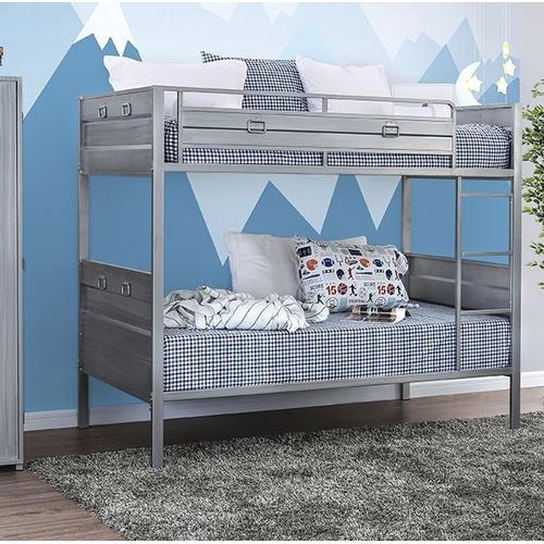 Twin/Twin Bunk Bed Mccredmond