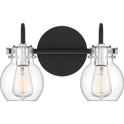 See Details - Andrews Bath Light in Earth Black