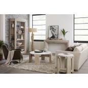 Amani Round End Table
