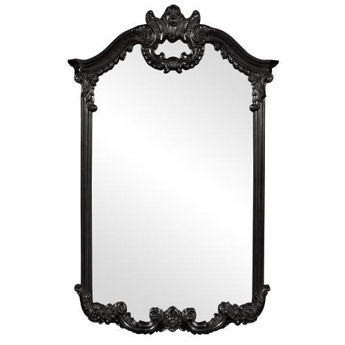 Howard Elliott - Roman Mirror - Glossy Black