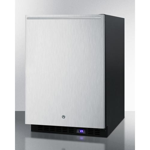 """24"""" Wide Outdoor All-freezer With Icemaker"""
