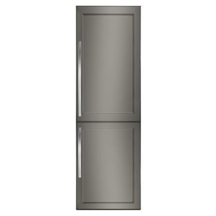 "10 Cu. Ft. 24"" Width Built-In Panel Ready Bottom Mount Refrigerator Panel Ready"