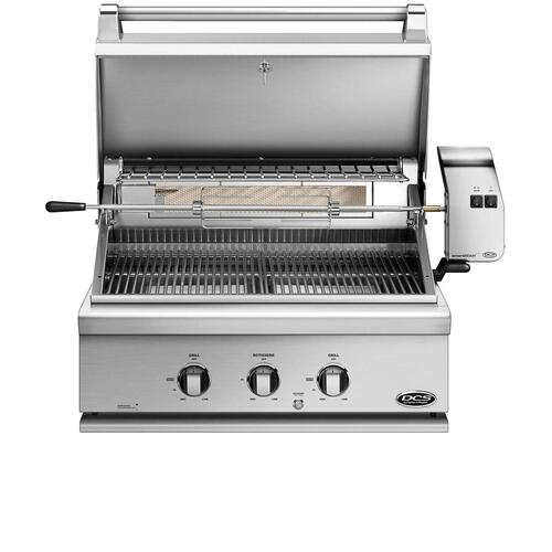 "30"" Series 7 Grill, Natural Gas"