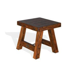 Sunny Designs - Tuscany Chair Side Table