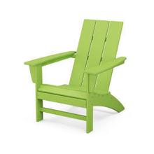 View Product - Modern Adirondack Chair in Lime