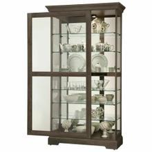 Howard Miller Tyler VI Curio Cabinet 680638