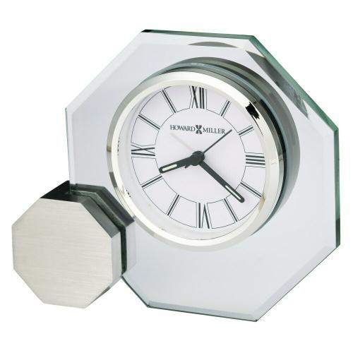 645-831 Legend Alarm & Table Clock