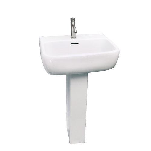 Metropolitan 520 Pedestal Lavatory - Single-Hole