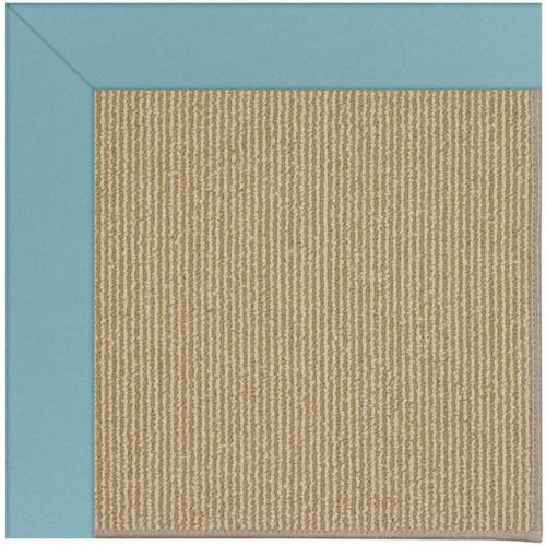 """Creative Concepts-Sisal Canvas Mineral Blue - Rectangle - 24"""" x 36"""""""