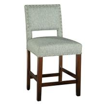 See Details - 7554 Locke Counter Stool with Nailheads