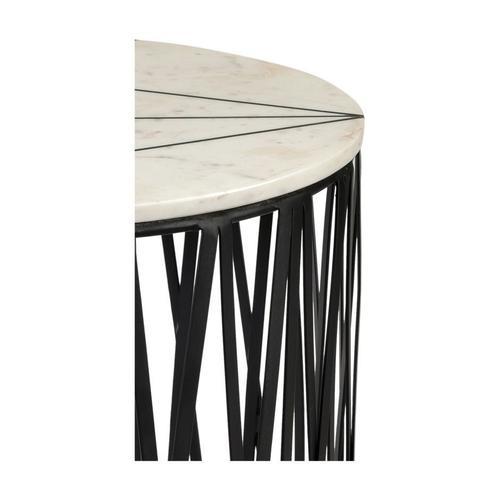 Calcutta Side Table