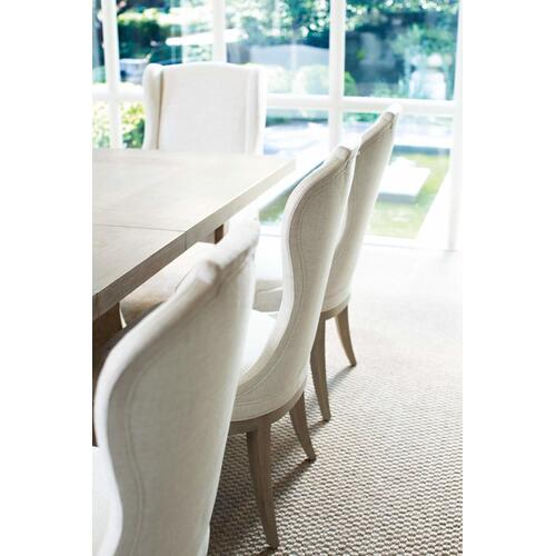 Santa Barbara Upholstered Side Chair in Sandstone (385)