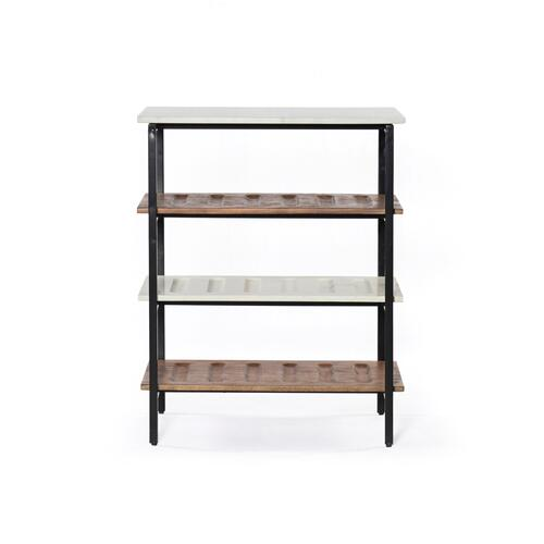 Small Size Allesio Wine Rack