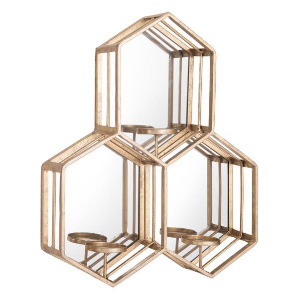 See Details - Vigo Mirror Gold