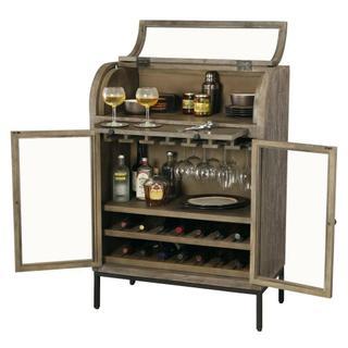 Howard Miller Paloma Wine & Bar Cabinet 695244