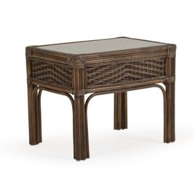 """26.5"""" X 18.5"""" Rectangle End Table"""