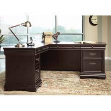View Product - L-Shaped Desk with Left Hand Facing Return