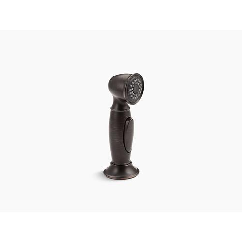 Oil-rubbed Bronze Kitchen Sidespray
