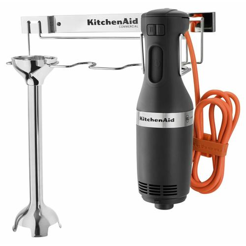 KitchenAid Canada - Commercial Series NSF® Certified Immersion Blender - Onyx Black