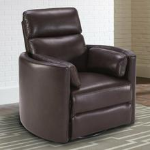 View Product - RADIUS - FLORENCE BURGUNDY - Powered By FreeMotion Power Cordless Swivel Glider Recliner
