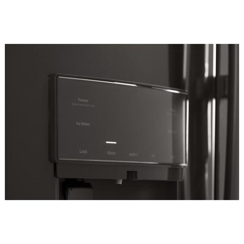 GE Profile™ Series 27.7 Cu. Ft. French-Door Refrigerator with Door In Door and Hands-Free AutoFill