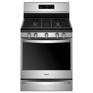 5.8 cu. ft. Freestanding Gas Range with Frozen Bake™ Technology Product Image