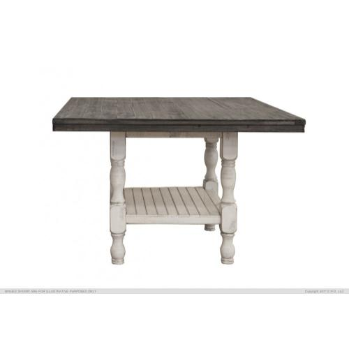 International Furniture Direct - Square Counter Table