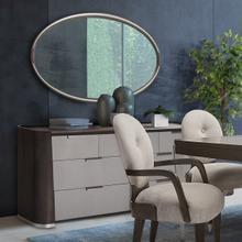 See Details - Storage Console- Dresser W/mirror 2 PC