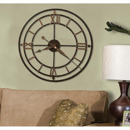 Howard Miller York Station Oversized Wall Clock 625299