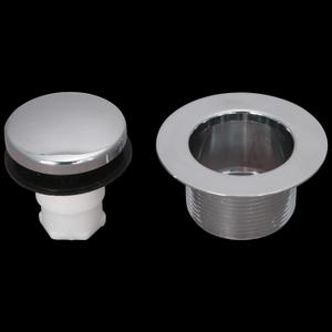 Chrome Drain - Tub Product Image
