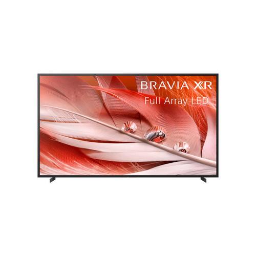 Sony - BRAVIA XR X92 4K HDR Full Array LED with Smart Google TV (2021) - 100''