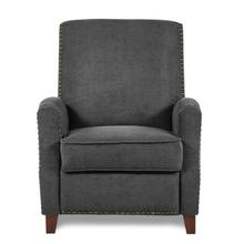 See Details - Push Back Reclining Chair