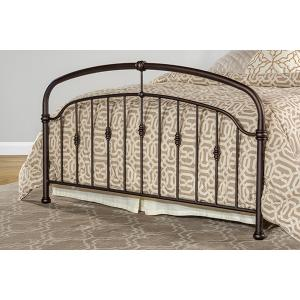 Pearson Full Bed, Oiled Bronze