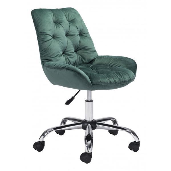 See Details - Loft Office Chair Green