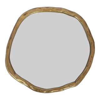 Foundry Mirror Small Gold