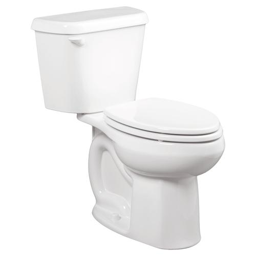 Colony Elongated Toilet - 1.6 GPF - White