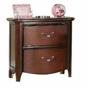 ACME Cecilie Nightstand, Cherry - 30283