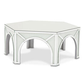 Hexagonal Cocktail Table 207