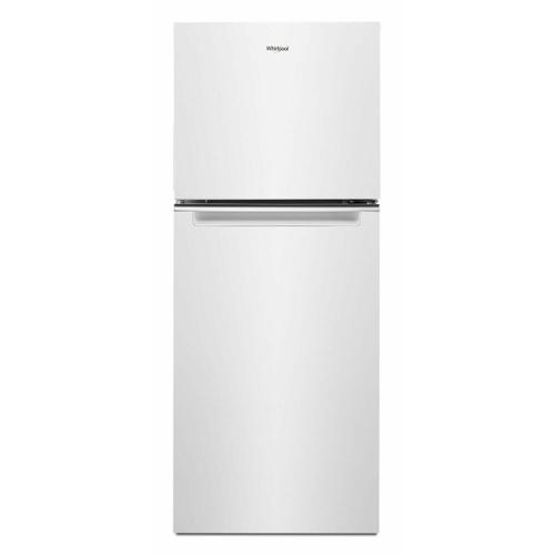 24-inch Wide Top-Freezer Refrigerator - 11.6 cu. ft. White