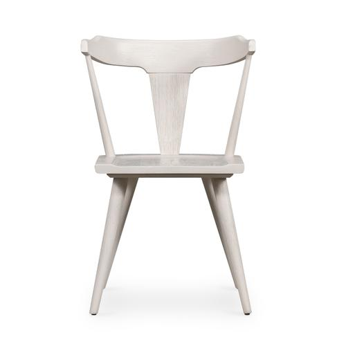 Off White Finish Ripley Dining Chair