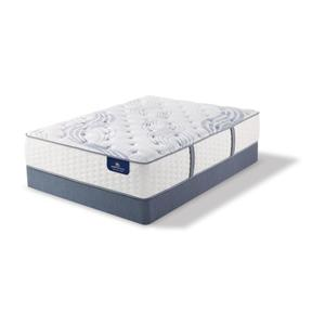 Perfect Sleeper - Elite - Trelleburg - Tight Top - Plush - Queen Product Image