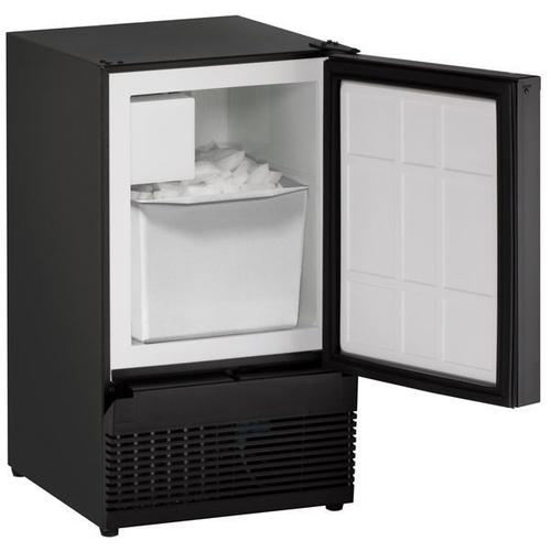 "Bi98 15"" Crescent Ice Maker With Black Solid Finish (115 V/60 Hz Volts /60 Hz Hz)"