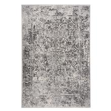 Milagros Charcoal Machine Woven Rugs